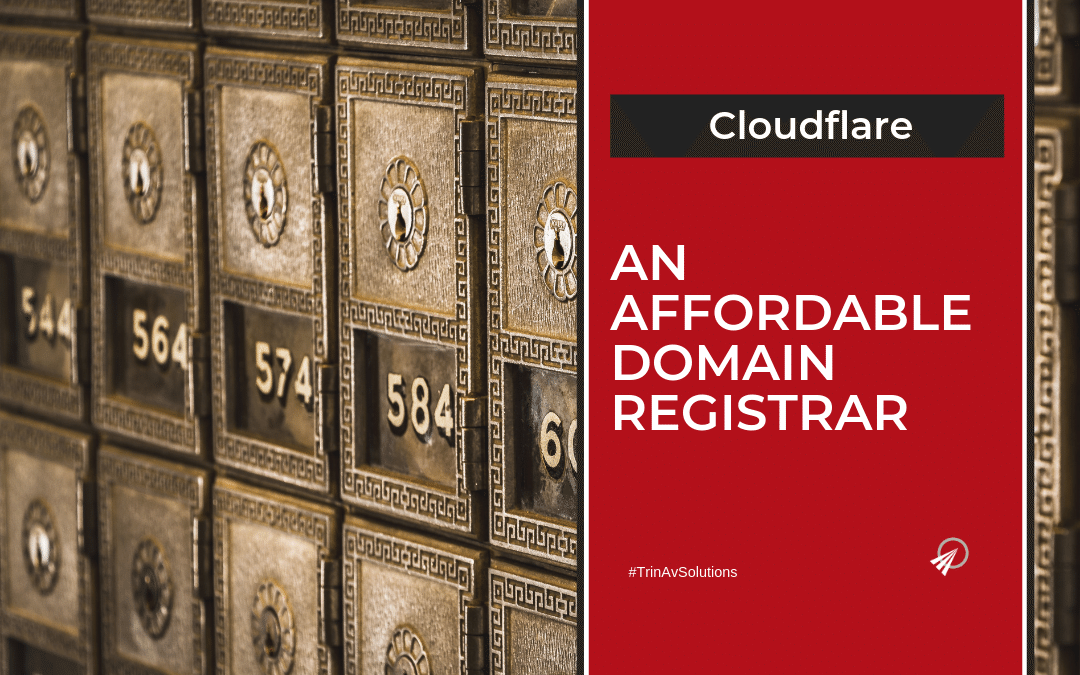 Cloudflare An Affordable Domain Registrar