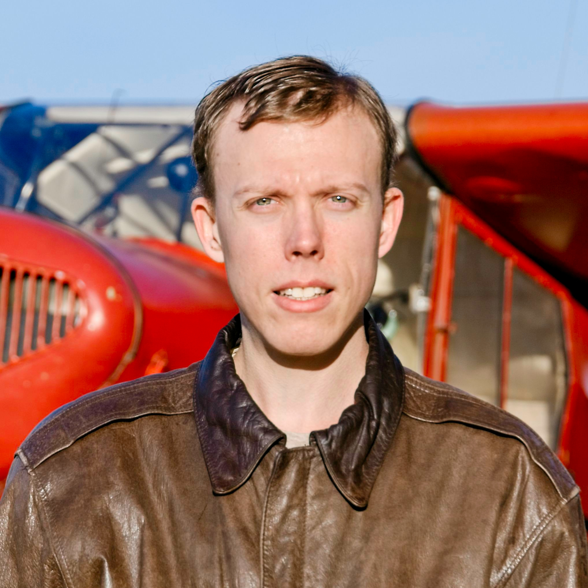 John Chvatal Founder Of Trinity Aviation Solutions